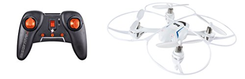 Dickie Toys 201119424 - RC DT-Q2 Quadcopter, funkferngesteuerter Quadcopter, Reichweite bis zu 30 Meter, 19 cm