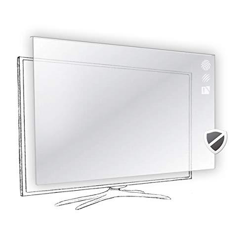 58-60 inch Vizomax TV Screen Protector for LCD, LED, OLED & QLED 4K HDTV
