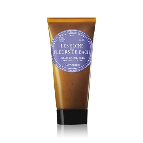 FLORES DE BACH Crema Exfoliante Anti-Stress Cara - 60ml