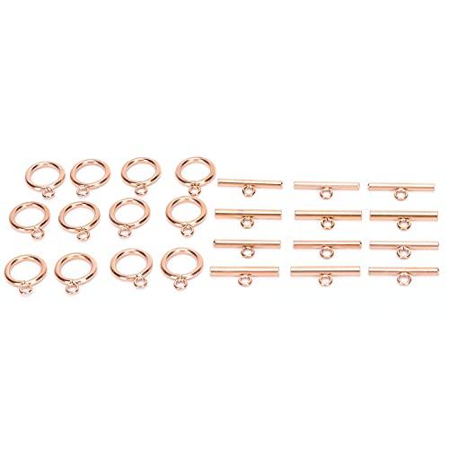 Cierres de palanca, cierres de palanca para fabricación de joyas de acero inoxidable para amantes de la joyería