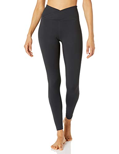 Core 10 Build Your Own Yoga Full-Length Leggings, Black, X-Large