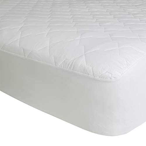 Covoco Home Quilted Cotton Mattress Protectors - Euro Single (90 x 200 + 30cm)