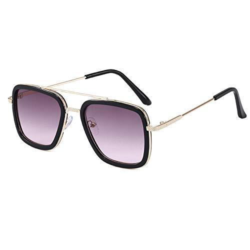 YOULIER Gafas de sol de pesca cuadrado Deporte al aire libre Pesca Gafas de los hombres Spider Eyewear Deportes Gafas de sol 03