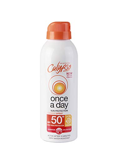 Calypso Once A Day Sun SPF50+ Protection Spray - 150 ml