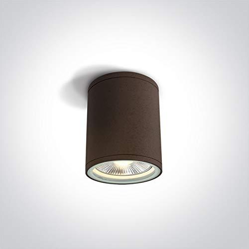 ONE Light - 67132C/BR Cilindro marrón óxido PAR30 E27 IP54