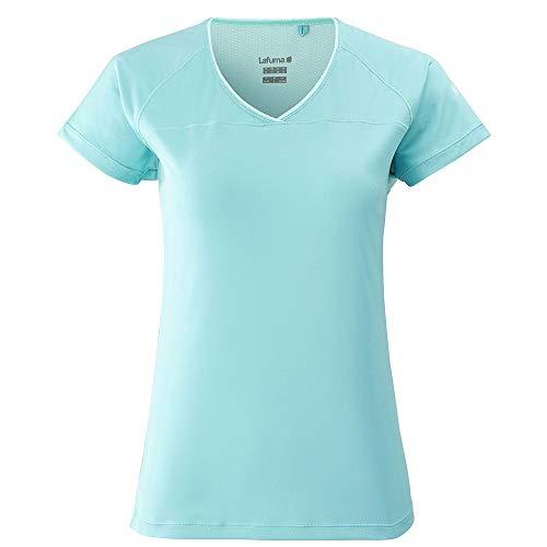 Lafuma - T-Shirt LD Track Polar Blue Femme - Femme - Taille XXL - Bleu