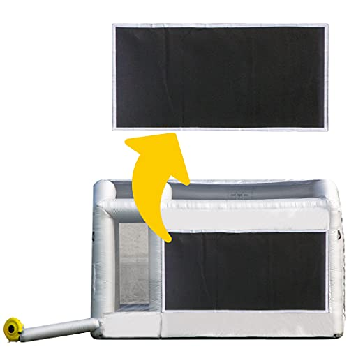 OZIS Inflatable Paint Booth Replacement Filters (2 Primary Filters + 2 Activated Carbon Filters) -This Filter Only Applies to OZIS Paint Booth, No Other Booth