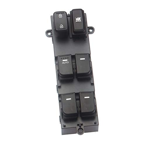 KUANGQIANWEI Elektrischer fensterheber Fit for Kia Fensterregler Switch 93570-2T010 Fensterregler Steuerschalter K5 Single Zeile hohe Konfiguration