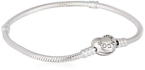 Pandora Women's 925 Sterling Silver Bracelet of Length 21 cm - 590719-20