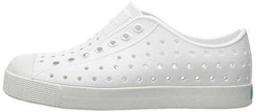 Native Shoes – Jefferson Child, Shell White/Shell White, C10 M US