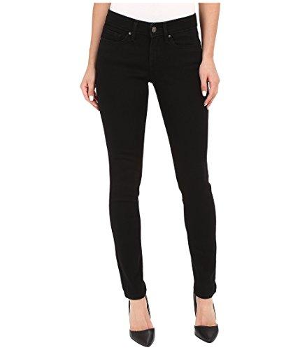 Levi's Women's 711 Skinny Jeans, Soft Black, 28 (US 6) L