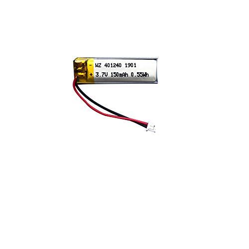 Manufacturer Approved 401240 3.7V 140MAH Cleansing Instrument Smart Wearable Point Reading Pen Smart Translator batte