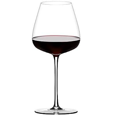 Italian Hand Blown Crystal Red Wine Glasses