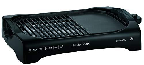 Electrolux ETG340 - Grill con superficie mixta: parrilla y plancha