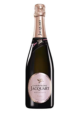 Jacquart Mosaique Brut Rosé NV Champagne 75cl