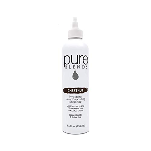 Pure Blends Chestnut Hydrating Color Depositing...