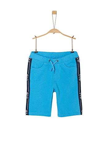 s.Oliver Junior Jungen 402.10.005.18.183.2038364 Lässige Shorts, Turquoise, L/REG