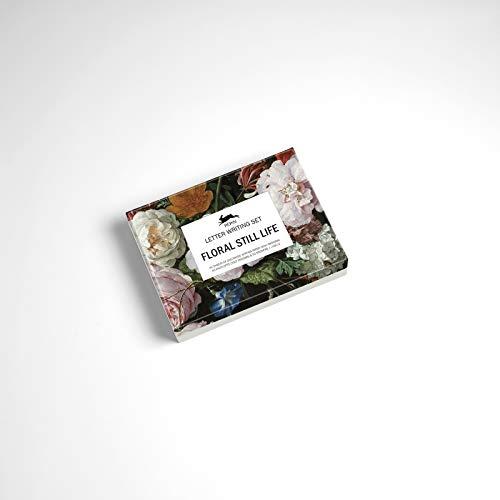 Floral Still Life: Letter Writing Set / Briefpapier Set / Set de Correspondence (PEPIN LETTER WRITING SETS)