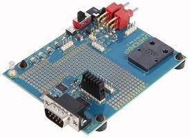 XP10010NMK-01-Demoboard, für XPORT & XPORT PRO, bietet Netzwerk-Konnektivität als Standard-Funktion