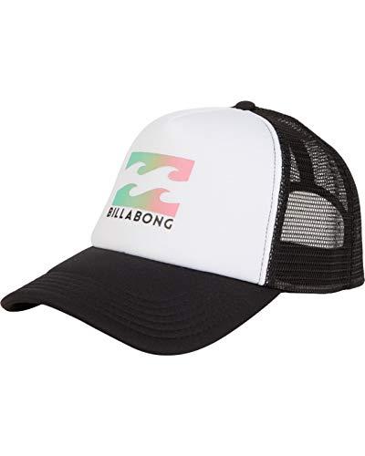 BILLABONG Podium Trucker Caps, Hombre, White, U