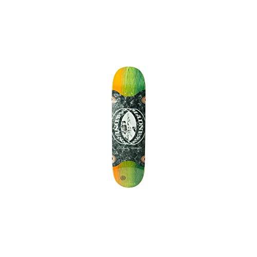 Madness Skateboarding Deck: Nohubo Ring Blue Rip Slick Popsicle 7 8.5