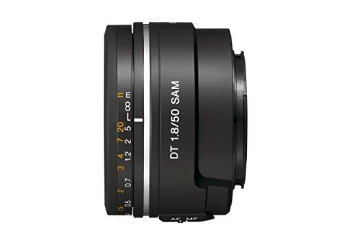 Sony SAL-50F18 Porträt-Objektiv (A-Mount, APS-C)