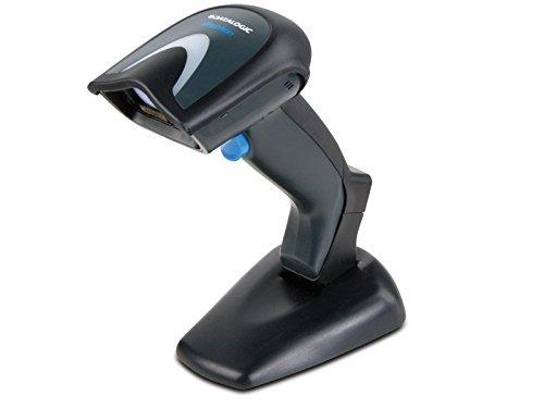 Datalogic Antenne GD4430B Pozi Scanner à main Gryphon I GD4430, 2D Imager, interface USB/RS-232/KBW/WE Multi, avec base, pas d'accessoires inclus dans la livraison Gryphon I GD44302D Imager Black Multi IF Perm. Base permanent