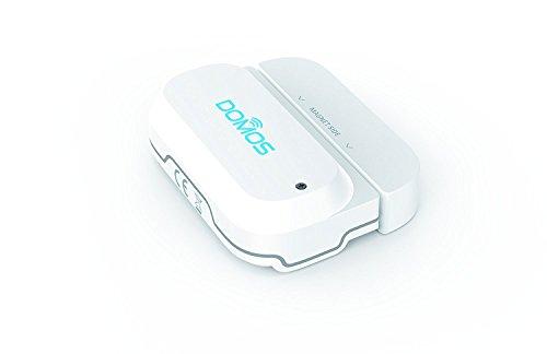 Sensor de Apertura WiFi. para Puertas y Ventanas, Aviso por notificación al Smartphone - DOMOS