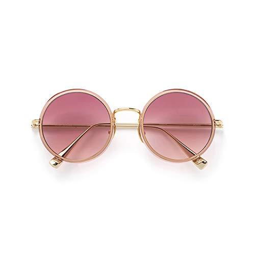 Kaleos - Gafas de sol Watson 4, color dorado, rosa y rosa degradado 53 22