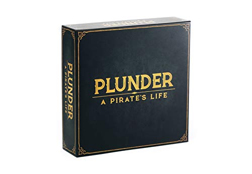 Plunder A Pirate#039s Life  Strategy Board Game for Adults Teens and Kids  Family Game Night