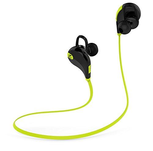 SoundPEATS(サウンドピーツ) Q12 Bluetooth イヤホン 高音質 apt-X対応 マグネット搭載 マイク付き スポー...