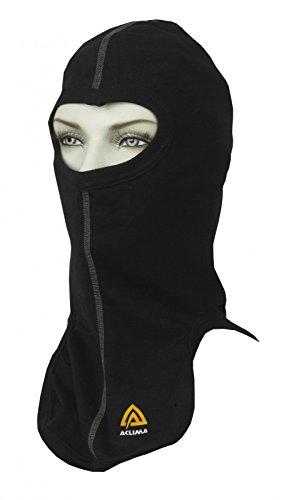 Aclima Warmwool Balaclava One Size Black