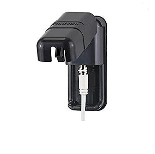Maxview–B2020/una Sola Toma de televisión Impermeable con Conector F...