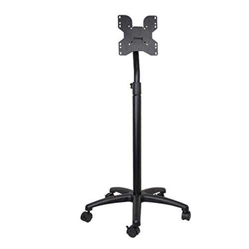 N/Z Daily Equipment TV Stand 12 32 Inch Movable Folding LCD TV Floor Stand TV Mount Cart Display Rack Full Motion TV Tripod Loading 35 Kg For Home Office Living Room