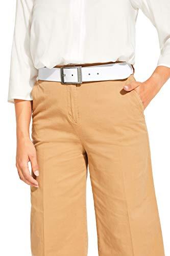 Esprit Accessoires 999ea1s807 Cinturón, Blanco (White 100), 110 (Talla del Fabricante: 95) para Mujer