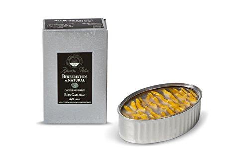 RAMON PEÑA - Herzmuscheln in Salzwasser 40/50 OL120
