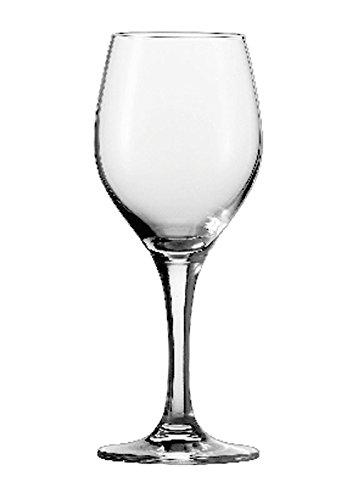 Schott Zwiesel - Mondial, Weißwein 1 Weißweinglas mit Eichmarke 0,1 Liter (143114)