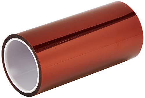 200mm Kapton Klebeband hitzebeständiges Abdeckband Heißklebeband für 3D Drucker, bis 350°C Wärmeklasse