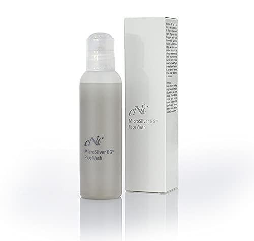 CNC cosmetic - Face Wash - MicroSilver BG TM - intensive, schonende Reinigung, normalisiert Talgproduktion, wirkt Irritationen und Entzündungen entgegen - milde Tenside, Glycerin, Silber, Zitronenöl