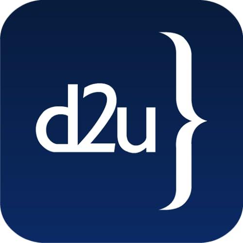 d2u Transcriber
