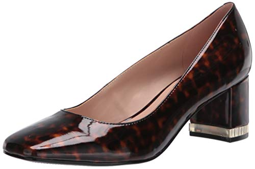 Bandolino Footwear Women's Claire Pump, Tortoise, 6