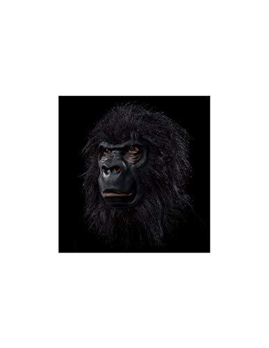 DISBACANAL Máscara de Gorila látex