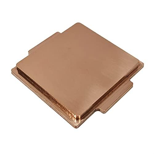 ヒートシンク CPUオープナーカバー CPUI7 3770K 4790K 6700K 7700K 870のための銅トップカバー0K 9900K 10900K (Color : For 6 Gen)