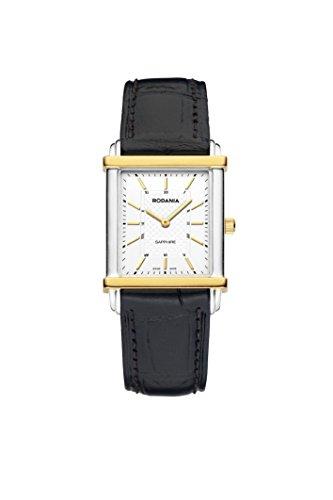 Rodania-Vermont-Reloj de pulsera para mujer, bicolor