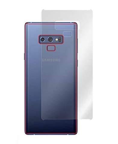 曲面対応 TPUフィルム 傷修復 衝撃吸収 Galaxy Note 9 SC-01L / SCV40 背面用保護シート 用 OverLay FLEX OFGALAXYNOTE9/B/12