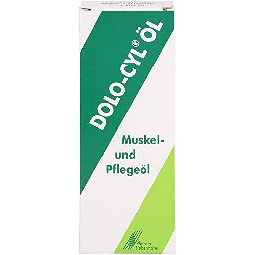 DOLO-CYL ÖL Muskel- und Pflegeöl, 100 ml Öl
