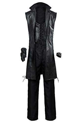 Tollstore Devil May Cry 5 Devil May Cry V-V Mantel Cosplay Kostüm M
