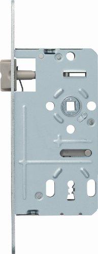 ABUS Tür-Einsteckschloss ES Universal S mit Buntbartschlüssel silber 58394