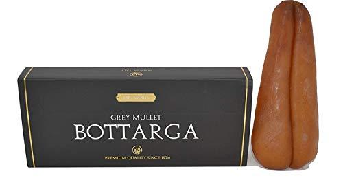 Bottarga di Muggine Kosher Mr. Moris Qualità Premium - Lavorata in Italia - (Small - 85Gr ca)