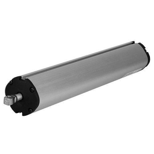 FAST 50/300 230V - Elektrischer Spindelantrieb zum Öffnen/Schließen von Klappfenstern, Lamellenfenstern, Sonnenlamellen und Lichtkuppeln - Stroken 300mm - Drücken ziehen 500N - Spannungen 230VAC 50Hz - Made in ITALY